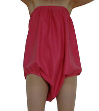 "Baggy Rubber Chest Pants Knickers Panties Romper Hi 21"" Side Baggy Playsuit BIG"