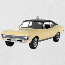 Hallmark 2018 Keepsake - 1968 Chevrolet Nova Ss 28th in Classic American Series
