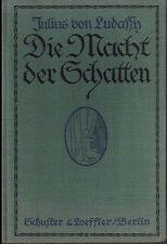 Leinene deutsche antiquarische Bücher als Erstausgabe