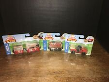 Thomas & Friends Wood Train Lot-Salty, Merlin The Invisible And Winston - New