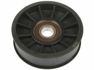 For 1985-1987 Oldsmobile Calais Accessory Belt Idler Pulley Dorman 45357RX 1986