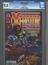 X-Factor #120 Cgc 9.8 (1996) Highest Grade Only 1 @ 9.8