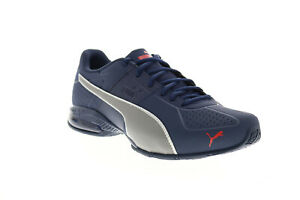 Puma Cell Surin 2 Matte 18907424 Mens Blue Low Top Athletic Running Shoes 11.5