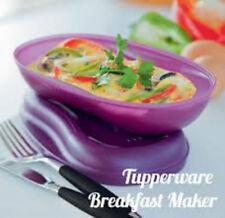 TUPPERWARE Microwave Breakfast Omelette Maker STEAMER COOKER The Best Offer