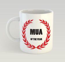 Mua Of The Year Funny Mug Gift Novelty Humour Birthday Makeup Make Up Artist