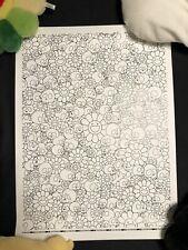 Takashi Murakami 'Skulls & Flower' Print 2018 Complexcon Kaikai Kiki SOLD OUT!