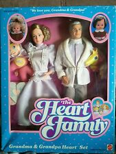 Barbie heart family grandparents 1986, very rare, can't find anywhere!