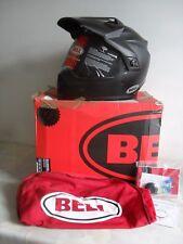 Bell MX - 9 aventura Cara Completa Casco de motocicleta tamaño pequeño (55-56cm)