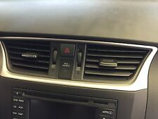 NEW OEM NISSAN SENTRA 2013-2015 CENTER DASH VENT ASSEMBLY - WITH HAZARD SWITCH
