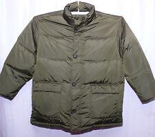 Marc New York Andrew Marc Men's Green Goose Down Coat Jacket Parka MSRP $475
