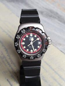 TAG HEUER 371.508 Formula 1 watch