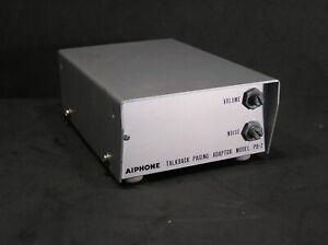 AIPHONE PB-2 Talkback Paging Adaptor      (2/2)