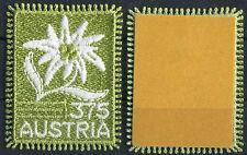 Österreich 2538 postfrisch 2005 Vorarlberger Stickerei I Edelweiß 2005 MNH
