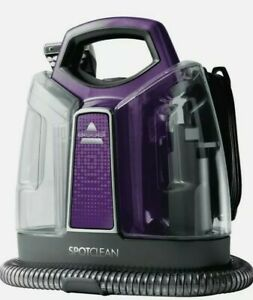 NEW Bissell SpotClean Portable and Upholstery Carpet Washer BISSEL Spot stain