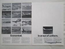 3/77 PUB BOEING 747 CARGO 747-200F ATCA EL AL SABENA MEA IRAN TMA ORIGINAL AD