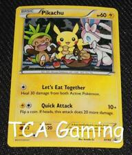Pikachu XY95 XY Black Star Promo HOLO Pokemon Card NEAR MINT