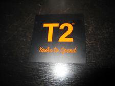 T2  voucher  card $96