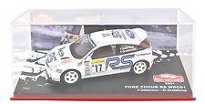FORD FOCUS RS WRC01  F.Delecaur - D. Gratoloup  2001 1:43 IXO ALTAYA