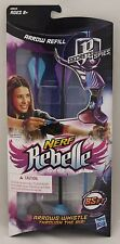NEW NERF REBELLE SECRETS & SPIES - ARROW REFILL - A8860
