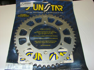 SUNSTAR 5-361951 Aluminum Rear Sprocket KX125 KX250 KX500 KLX250 KLX650R KDX250