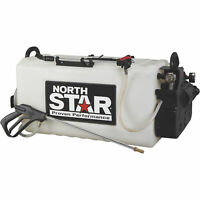 NorthStar Boomless Broadcast and Spot Sprayer 26-Gallon Cap 2.2 GPM, 12 Volts