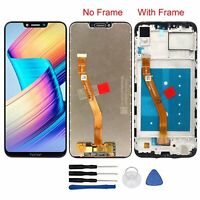 For Huawei Honor Play LCD Touch Screen Display Digitizer Replacement + Frame Set