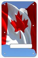 Stratocaster Tremolo Cover Custom Fender Graphic Guitar Canadian Patriot Flag 4