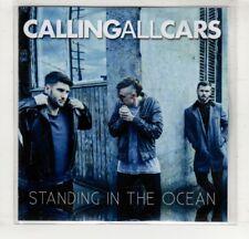 (HM305) Calling All Cars, Standing In The Ocean - 2014 DJ CD