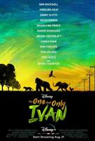 The One and Only Ivan Movie Poster Photo Art 8x10 11x17 16x20 22x28 24x36 27x40