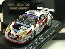 Minichamps Porsche 911 GT3 Cup, Spa 2005, #124, 400 056224 - 1/43