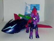 """My Little Pony: The Movie Guardians of Harmony TEMPEST SHADOW 3"""" W/ Sky Skiff"""