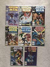 Iron Man #225-232 Armor War