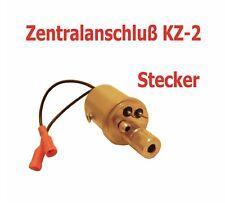 Universal Zentralanschluß Stecker KZ-2  für MIG MAG Schlauchpakete
