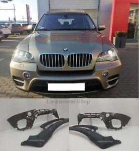 BMW X5 E70 2010-2013 STOßSTANGE Stoßfänger VORNE LACKIERT IN WUNSCHFARBE, NEU