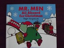 Mr Men All Aboard for Christmas by Roger Hargreaves  Paperback