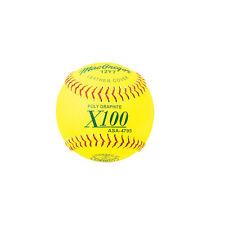 "MacGregor 12"" ASA Fast Pitch Softball - 1 DOZEN"