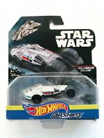 Hot Wheels 2016 Star Wars MILLENIUM FALCON Disney Mattel Diecast DPV25