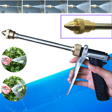 Pressure Sprayer Pumps Nozzle - Garden Weed Herbicide Pesticide Liquids Spray UK