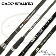 Carp Stalker Fishing Kit Rod Reel Combo Hair Rigs Eg40 Runner NGT Tackle