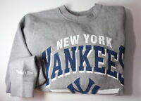 Mitchell & Ness Men's Large MLB New York NY Yankees SOFT INSIDE Sweatshirt
