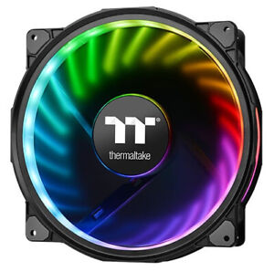 Thermaltake Riing Plus 20 200mm RGB Case Fan TT Premium Edition - Fan Only