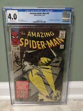 "Amazing Spider-Man #30 CGC 4.0 ""Marvel Comics"" 1965 **FREE SHIPPING**"