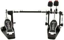 DW Drums 2000 Series DWCP2002 Double Kick Pedal Bass Drum Free US Ship 48 states