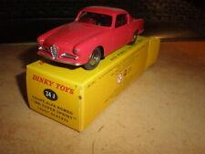 Dinky Toys / Atlas  1/43  24J Alfa Romeo 1900 Super Sprint        MIB