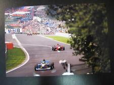 Photo F3000 in Eau Rouge 2002 GP Belgium Spa Francorchamps