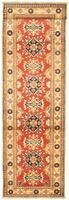 "Vintage Hand-Knotted Carpet 2'10"" x 11'1"" Traditional Oriental Wool Area Rug"