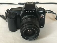Canon EOS Rebel S Vintage Camera w/ Canon 52mm Zoom Lens - Sold As Is