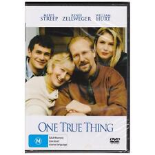 DVD ONE TRUE THING Streep Hurt Zellweger Graham 1998 Drama REGION 2&4 [BNS]