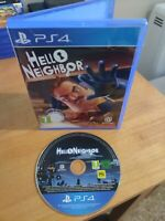 Hello Neighbor (Neighbour) - Sony Playstation PS4 Game - FAST & FREE P&P!