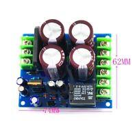 Rectifier Power Supply Board For Mono Amplifier w/ Speaker DC Protection